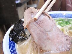 料理:博多極太わとんこつら~めん肉@ダーチャ・まんぼ亭・赤坂門市場