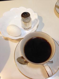 7俺流モーニング@喫茶ジャパン