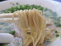 12ランチ:らーめん麺@ラーメン屋・鳳凛(ほうりん)・春吉