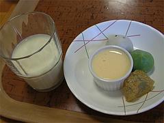 13ランチ:バイキング・デザート@JAにじ・耳納の里・バイキングレストラン夢キッチン