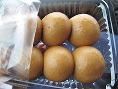 黒糖饅頭@福々まん・福岡