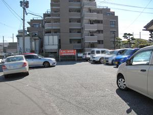 2駐車場@船津商店