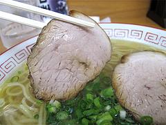 ランチ:ラーメンチャーシュー@中華料理・中国飯店・平和