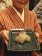 居酒屋:おすすめ・おでん大根からあげ@博多鶏と麺こはる・ラーメン居酒屋