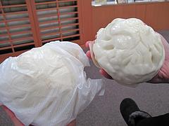 料理:肉まんオープン@揚子江の豚まん・小倉
