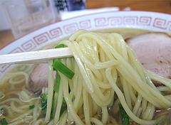 ランチ:ラーメン麺@中華料理・中国飯店・平和
