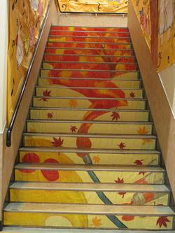 20ボンラパスの階段@ベーカー・バイツェン