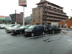 8駐車場40台分@石蔵・姪浜店