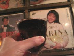 8赤玉ワイン@昭和ミルクホール