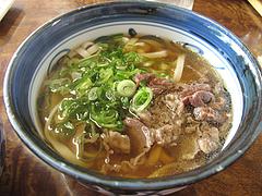 6ランチ:肉うどん610円@博多・庄屋うどん・別府