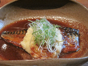 10鯖の糠炊き@磯ぎよし