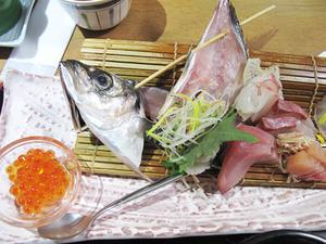 6海鮮刺し盛り2@博多ごまさば屋