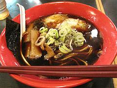 ランチ:富山ブラックラーメン700円@麺家いろは・富山ブラック・キャナルシティ・ラーメンスタジアム