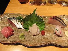 7料理:お造り@鮨ダイニング太兵衛・博多区古門戸町