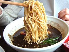 過去画像:焦がしラーメン太麺@ラーメン・博多五行・今泉