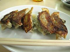 料理:餃子5個@博多ラーメン・味好・春日