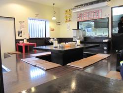 4テーブル席@肉そば喰海