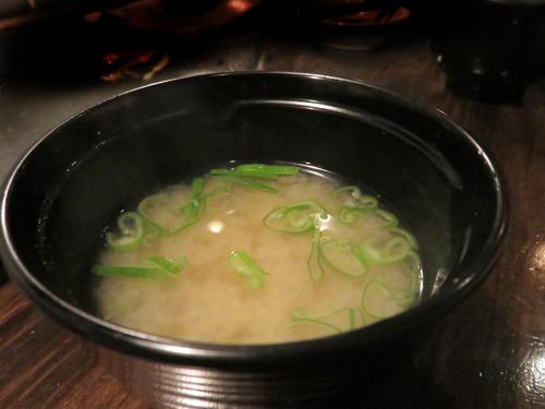 14味噌汁