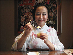 その他:一番山とんこつプリン食べる@大橋・博多ラーメン一番山