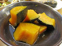9居酒屋:かぼちゃ@和食・おばんざい・和さび・京都