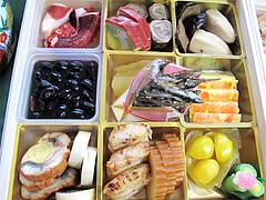 料理:空撮@2011セントラルホテル福岡お節(おせち)・一の重