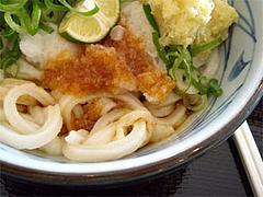 おろし醤油うどん@丸亀製麺