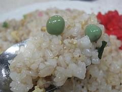 料理:半チャーハン@博多ラーメンおとみさん・高宮