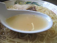 料理:ラーメンスープ@山ちゃん・ちゃんぽん