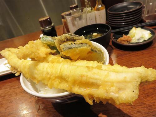 【福岡】明太子食べ放題の天ぷら店♪@博多天ぷらたかお キャナルシティ店
