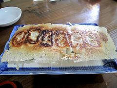 料理:焼き餃子6個280円@中華一番・東光店