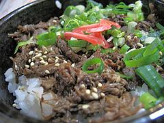 10ランチ:セットの肉めし@元祖肉肉うどん・春日店