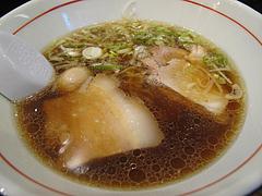 料理:しょうゆらーめん650円@とうや味・中州