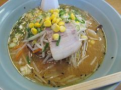 料理:味噌ラーメン580円@札幌ラーメン・北海・老司