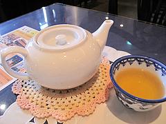 17ランチ:ジャスミンティー@中華・華風・福壽飯店・大名