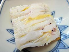 料理:白魚の筏仕立て裏@日本料理・花柚(はなゆう)・倉敷
