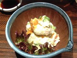 10ポテトサラダ@博多ほてい屋