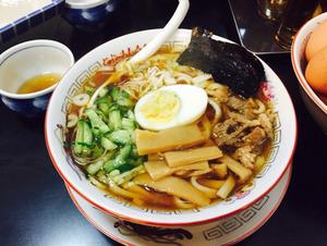 20ろうすう麺小盛り450円@白龍