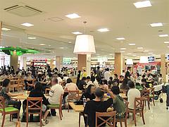 店内:フードコート@石焼ビビンバ&冷麺ビビン亭・ゆめタウン久留米