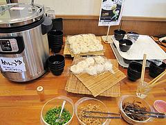 料理7@にじの耳納の里・夢キッチン・ランチバイキング
