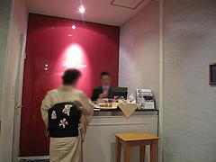 3店内:キャッシャー@ブルースター・タカクラホテル福岡