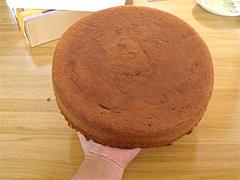 バターケーキの中@バターケーキの長崎堂