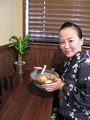 4店内:カウンター席@ラーメン・つけ麺・中華蕎麦・翠蓮
