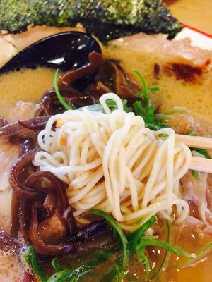 18特チャーシューメン麺@麺屋香