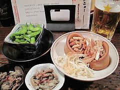 7居酒屋:つまみいろいろ@ありありで・角打ち・バー・小倉・北九州