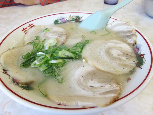 8チャーシュー麺600円