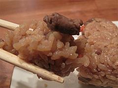 12ランチ:まぐろ飯おにぎりアップ@海部のうどん・長浜・市場会館