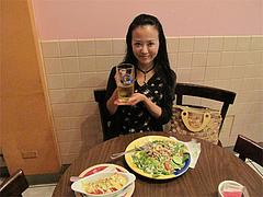 店内:前菜とアタシ@インターネットカフェ『キャットクレア CAT CREA』・グアム