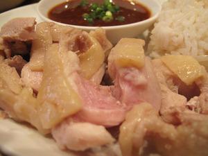 2カオマンガイ肉