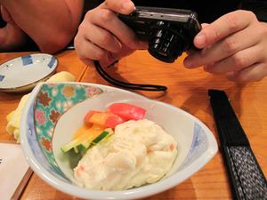 7ポテトサラダ@福岡空港ビアガーデン