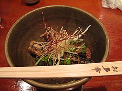 料理:ぬか炊き(とこだき)@お多幸・小倉・北九州